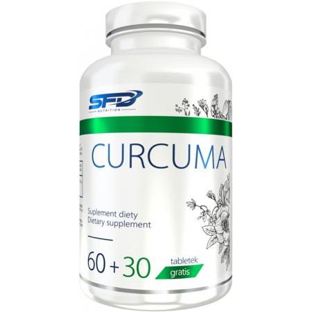 Куркума SFD - Curcuma 1000 мг (90 таблеток)