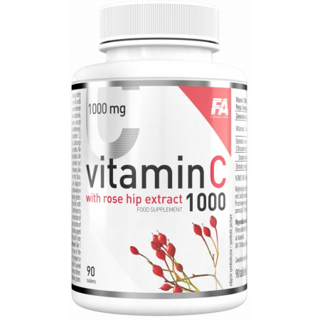 Витамины Fitness Authority - Vitamin C (100 капсул)