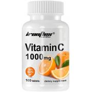 Витамин IronFlex - Vitamin C 1000 мг (100 таблеток)