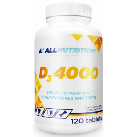 Витамины AllNutrition - D3 4000 (120 таблеток)