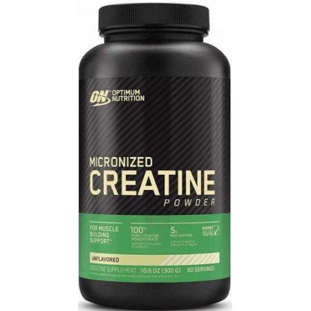 Креатин Optimum Nutrition - Micronized Creatine Powder (300 грамм)