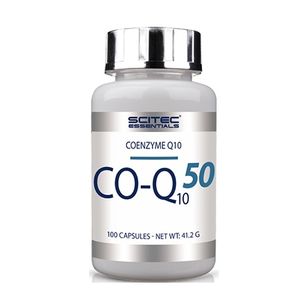 Антиоксидант Scitec Nutrition - CO-Q10 50 мг (100 капсул)