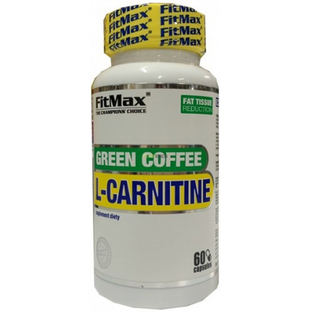 Жиросжигатель FitMax - Green Coffee L-Carnitine