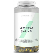 Омега Myprotein - Omega 3-6-9 (120 капсул)