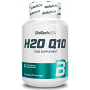 Витамины для сердца BioTech - H2O Q10 (60 капсул)