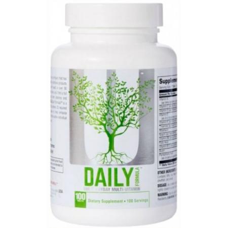Витамины Universal Nutrition - Daily Formula (100 таблеток)