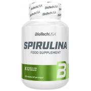 Витамины спирулина BioTech - Spirulina (100 таблеток)