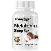 Мелатонин IronFlex - Melatonin Sleep 5 мг (100 таблеток)