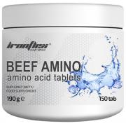 Аминокислоты IronFlex - Beef Amino (150 таблеток)