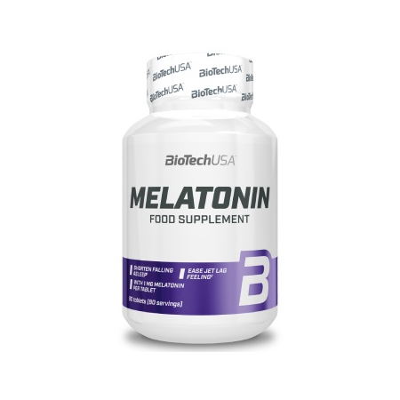 Мелатонин BioTech - Melatonin (90 таблеток)
