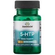 Релаксант Swanson - 5-HTP 100 мг (60 капсул)