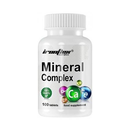 Минеральный комплекс IronFlex - Mineral Complex (100 таблеток)